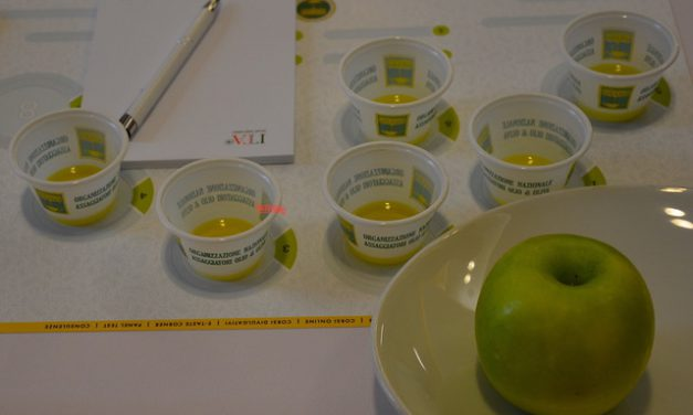 Minden az extraszűz olívaolajról  és a kóstolás művészete