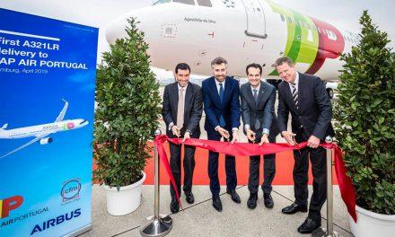Elsőként a világon a TAP flottájában az A321neo-LR
