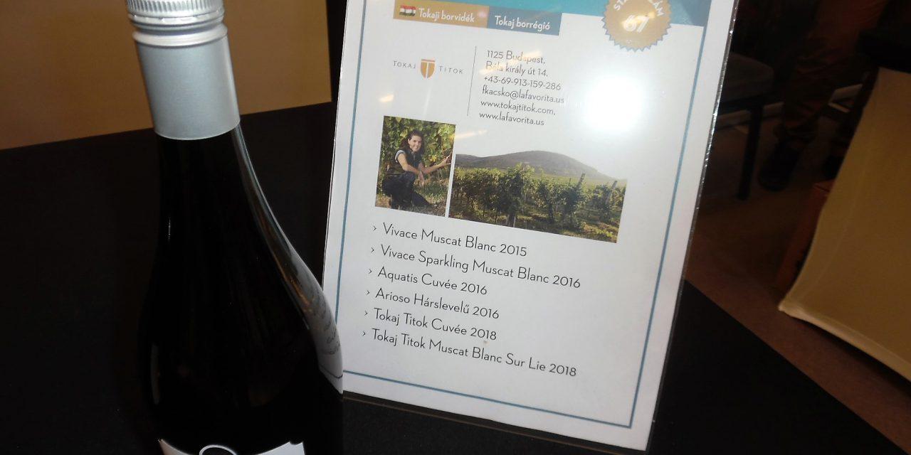 A VinAgora érmes borait vizsgálta a Nebih
