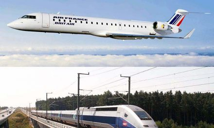Előznek a vonatok
