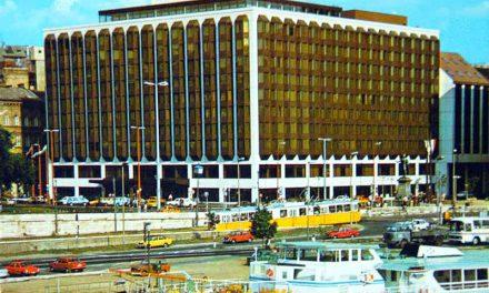 Volt egyszer egy Atrium Hyatt