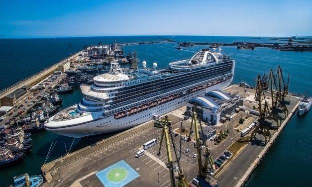 Constanta: megye, város és kikötő