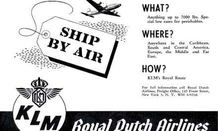 KLM centenárium