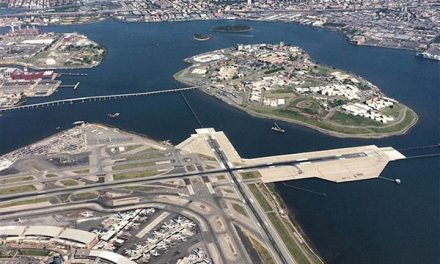 Nyolcvan éves a LaGuardia Airport
