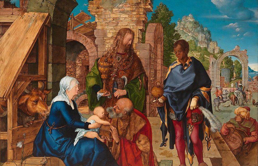 Dürer tárlat az Albertinában